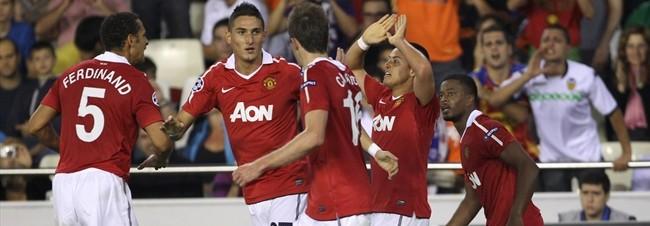 Manchester United vainqueuren Espagne ?