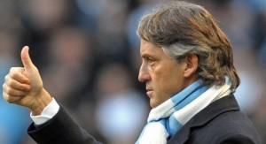 Roberto Mancini, symbole de la réussite de City