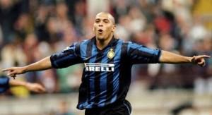 Ronaldo à l'inter