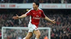 Nasri, joueur indispensable à Arsenal