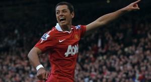 Javier Hernandez nouveau buteur de Manchester United