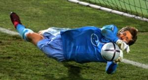 Van der Sar, toujours parmis les meilleurs gardiens en europe