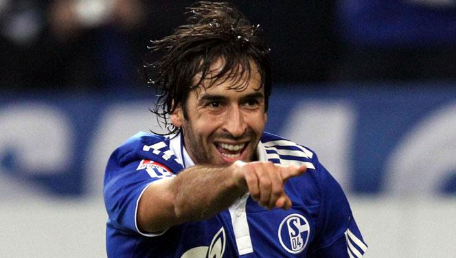 Raul où la renaissance d'un buteur à Schalke 04