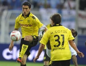 Borussia Dortmund et leur nouvelle pépite Sahin